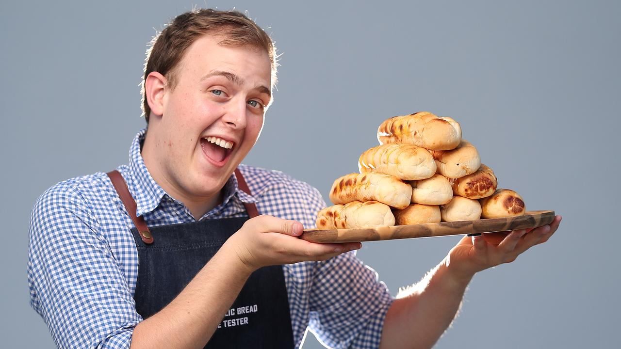 Zach Gracie has beaten 7500 applicants from around the world for the Chief Garlic Bread Taste Tester role.