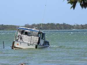 Clean sweep for Sandy Strait wrecks
