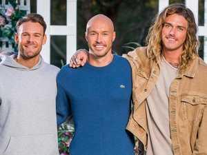 Final three revealed in race for Bachelorette's heart