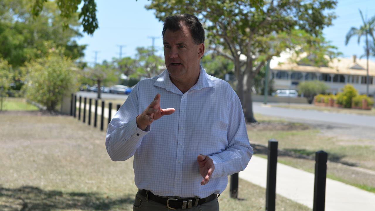 Burnett MP Stephen Bennett has renewed his push for a full inquiry into Paradise Dam.