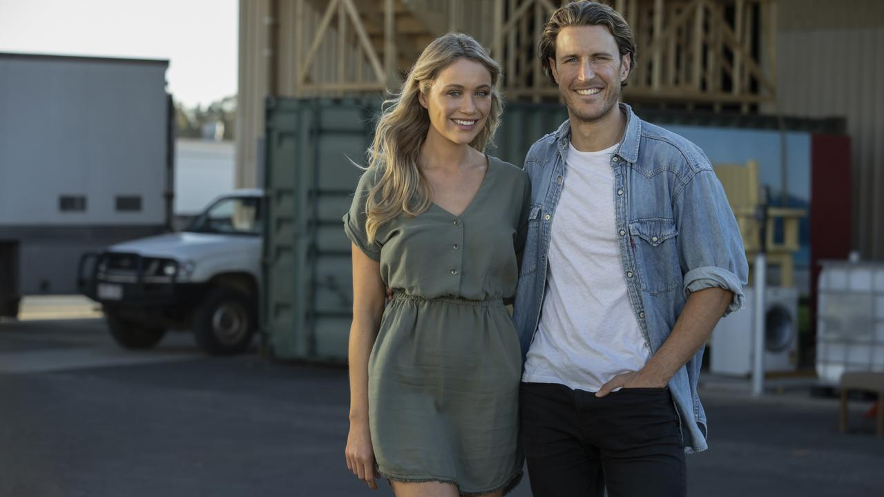 American actress Katrina Bowden will star alongside Aaron Jakubenko in the action packed survival thriller Great White, which will be shot in studio as well as on location in Southeast Queensland.