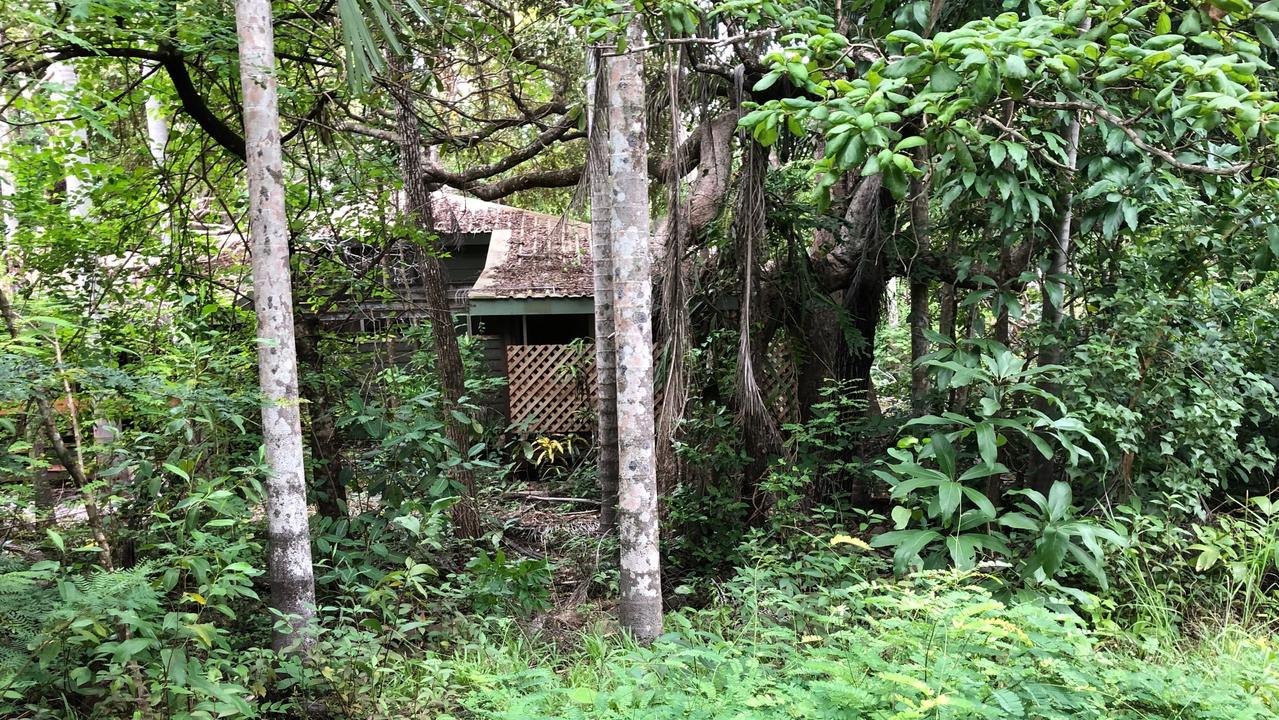 The Pajinka Wilderness Lodge at the tip of Cape York has sat abandoned and languishing. The resort closed in 2002 and never reopened.
