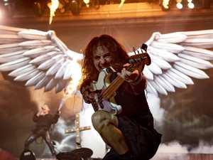 Iron Maiden tour set to explode the senses