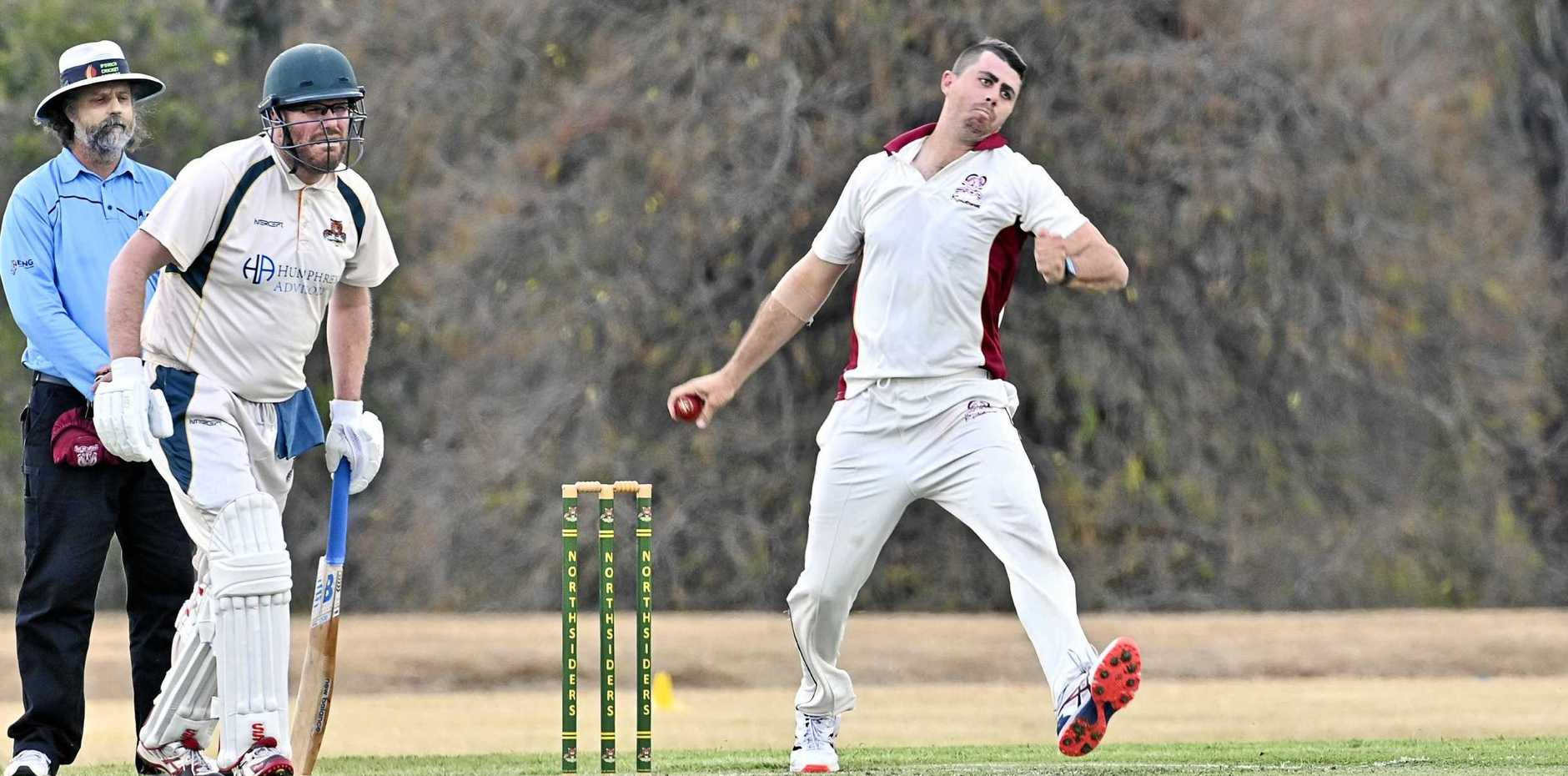 Centrals fast bowler Geoff Klease will play a vital role for SEQ in this weekend's Schaeffer Shield matches in Ipswich.