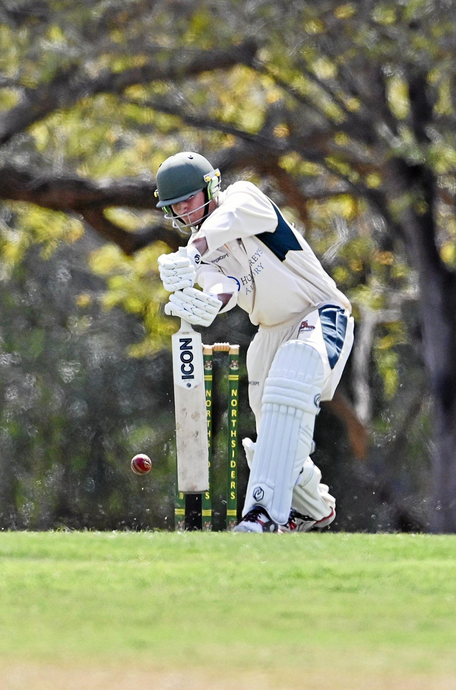 Northsiders batsman Troy Cooper.