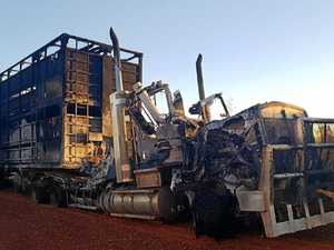 NT issues truck fire risk alert