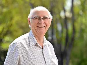 After 52 years working in health, Des calls it a day