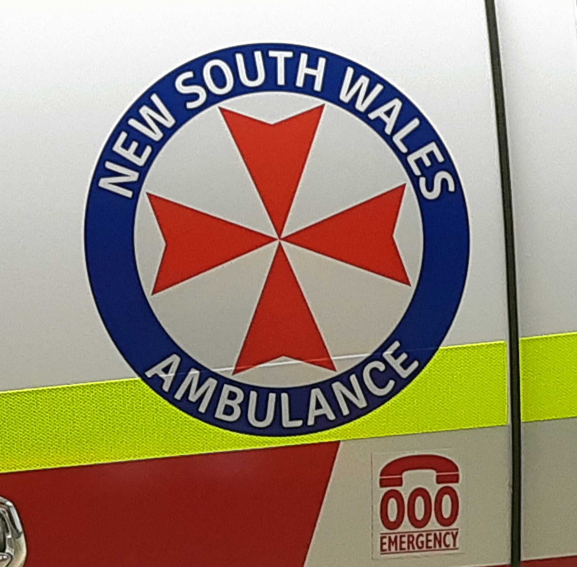 Ambulance crews are on their way to a vehicle crash on the Pacific Hwy near Woodburn.