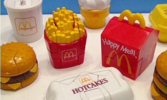 Nostalgia alert: McDonalds to bring back retro toys