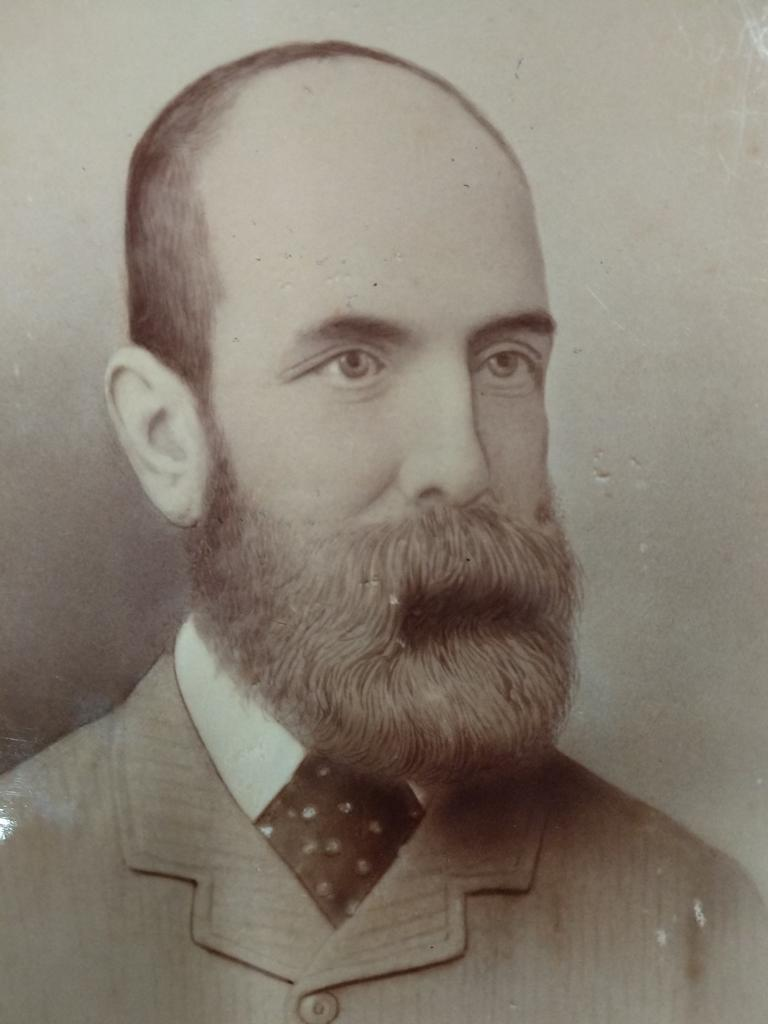 Charles Williams (pictured) joined his brother Robert Williams to run the Stonehouse, Moore back in 1874.