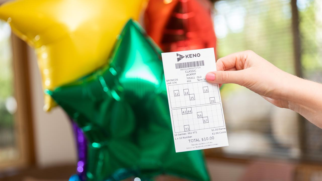 A Banora Point man is $60,000 richer after hitting his Keno ticket while having lunch at Club Banora. Picture: FILE