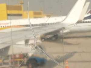 Photo exposes 'major concern' on plane