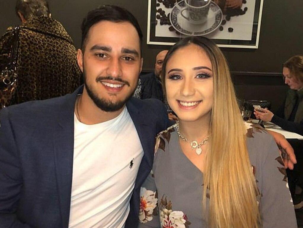 Muhammed and Sarah.