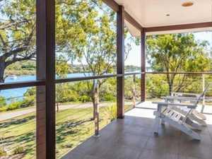 Water views entice buyers