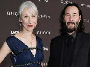 Why pics of Keanu's girlfriend shocked me