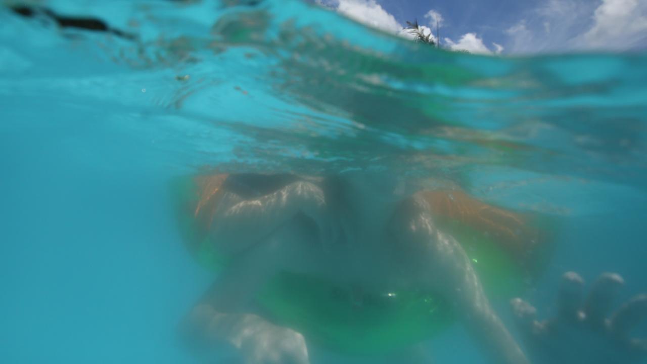Pool Safety UNDERWATER BRIEFED