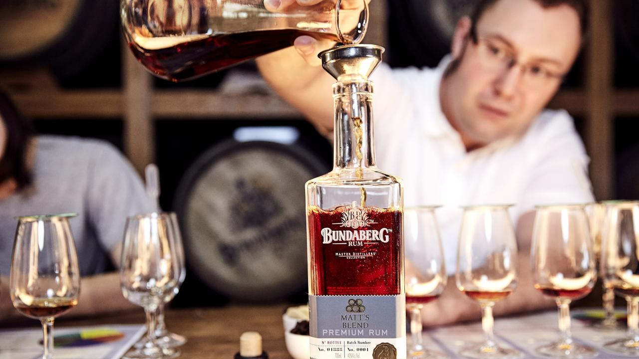 The Bundaberg Rum visitor experience took out to accolades. Picture: Bundaberg Tourism