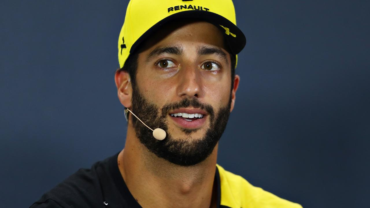Daniel Ricciardo just wants a chance to overtake.