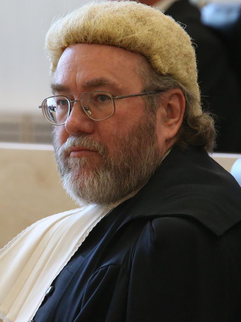 Judge Ian Dearden