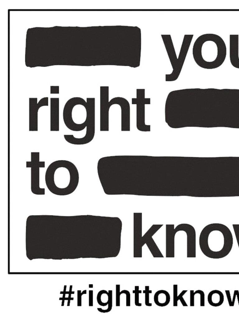 right to know dinkus.