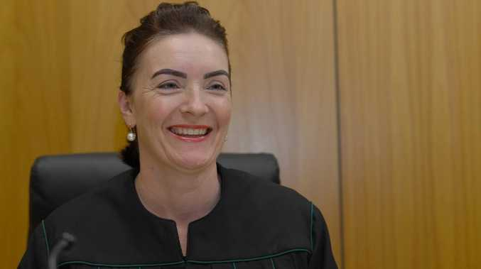Former barrister welcomed 'home' as new Mackay magistrate