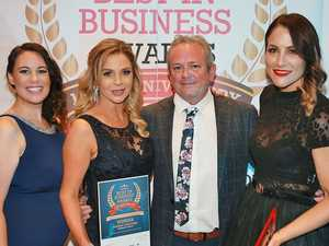 Candy shop celebrates first birthday at awards