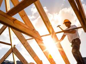 Regions where Qld's builders are going bust