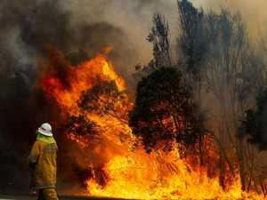 Fire crews brace for worst as threat peaks