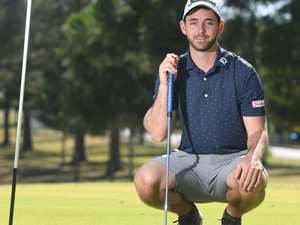 Gympie pro golfer returns to drive next generation