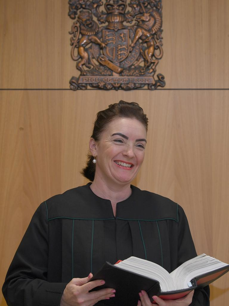 Magistrate Bronwyn Hartigan.