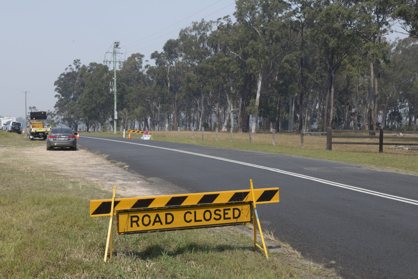 FUUL LIST: See which roads are currently closed across NSW.
