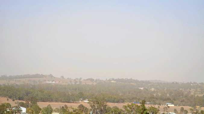 Bushfires fears flamed at livestock sales