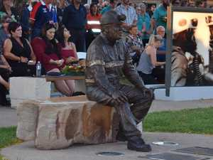 A place of peace and reflection: Miners' Memorial unveiled