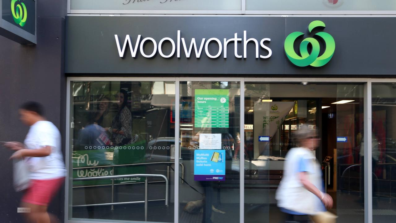Woolworths is exploring giving customers the option to use their own containers. Picture: