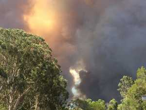 COOROIBAH FIRE: What we know