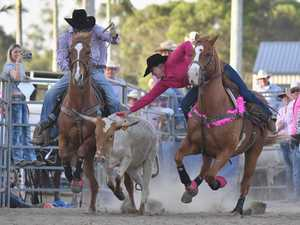 Rodeo, Utes and Music at the Maryborough Showgrounds