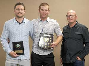 Golden Ghosts take out Clarence Team of the Year
