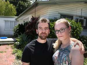 'They came in with a crowbar': Couple's nightmare home