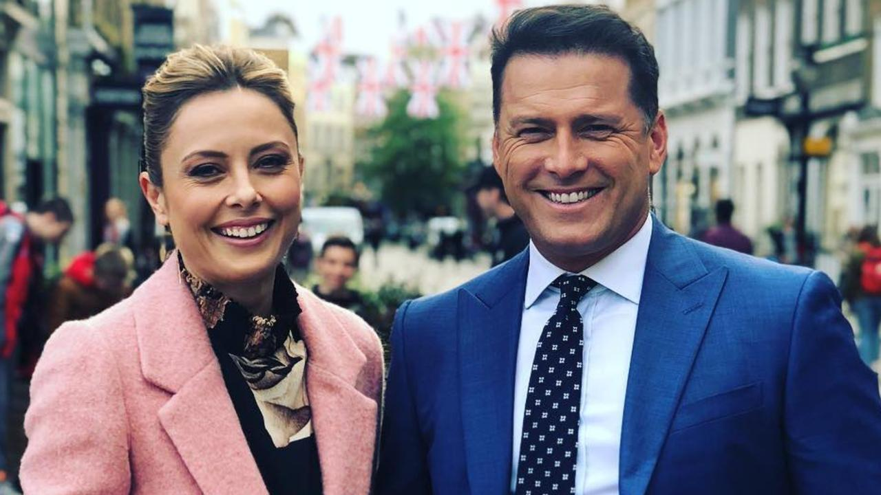 Allison Langdon and Karl Stefanovic will host the Today show on Nine in 2020.