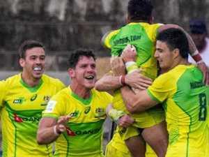 Relief as Aussie men's sevens secure Tokyo passage