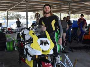 From the pits to the track: riders prepare for tough competition