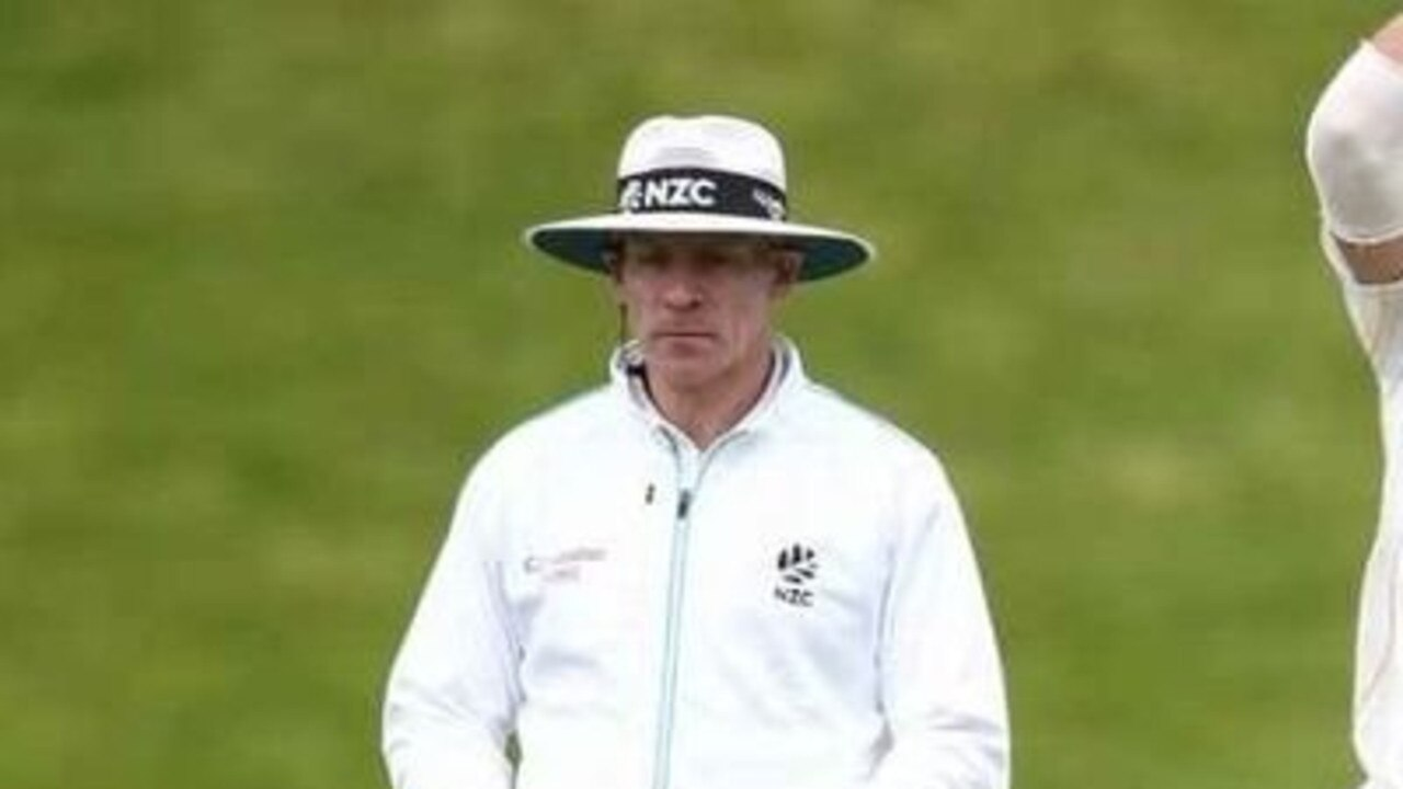 Cricket umpire Garth Stirrat's secret past