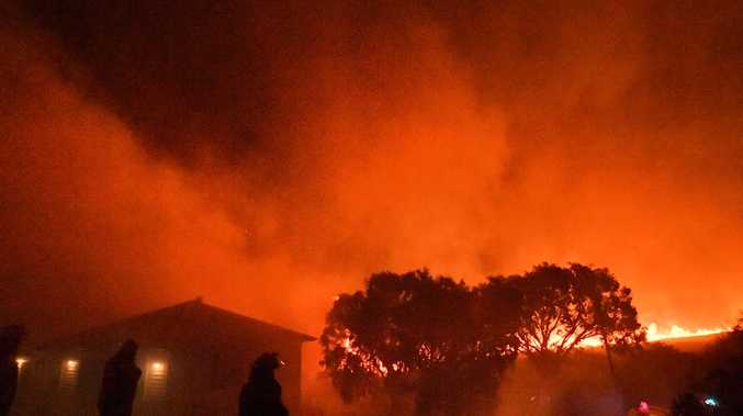 Council's 'lack of preparation' blamed for intense bushfires