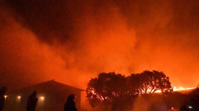 Council's 'lack of preparation' blamed for intense bushfires