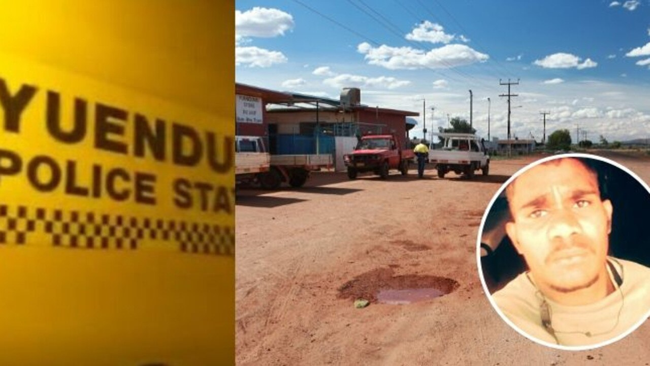 Arnold Walker, who was shot and killed by police, had been in foster care in Yuendumu for most of his life. Picture: Facebook