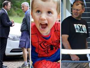 William Tyrrell cop facing sack after sex in police car
