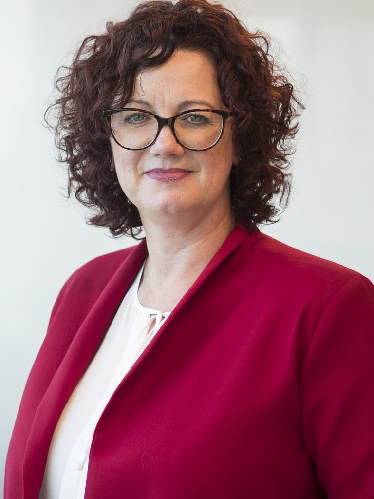 Australian Institute of Superannuation Trustees CEO Eva Scheerlinck.