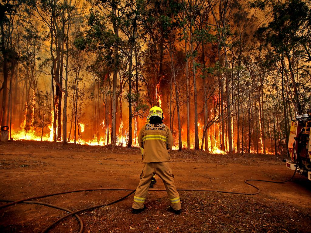 A statewide emergency has been called by the NSW Premier for Tuesday.