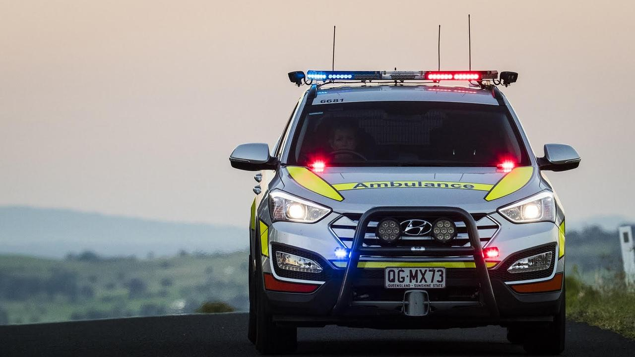 Man suffers serious injuries after crash in Toowoomba. Picture: generic