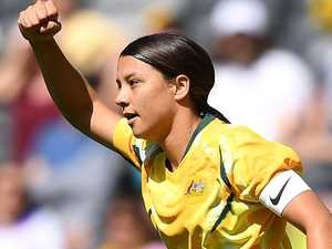 'Be better for longer': Kerr's challenge to Matildas